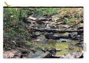 Golden Spring Waters Of Hurricane Branch Carry-all Pouch