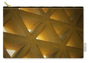 Golden Stonework  Carry-all Pouch