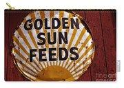 Golden Sun Feeds Carry-all Pouch