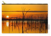 Golden Sunrise II Carry-all Pouch