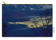 Golden Sunrise Into The Blue Carry-all Pouch