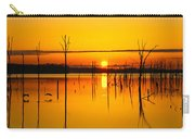 Golden Sunrise Iv Carry-all Pouch