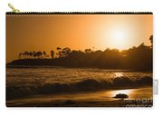 Golden Sunset At Laguna Carry-all Pouch
