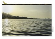 Golden Sunset In Italy Carry-all Pouch