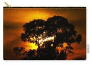 Golden Sunset... Carry-all Pouch