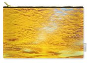 Golden Sunset Carry-all Pouch
