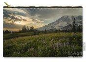 Golden Sunstar Rainier Meadows Carry-all Pouch