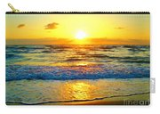 Golden Surprise Sunrise Carry-all Pouch