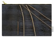 Golden Tracks Carry-all Pouch