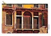 Golden Venice Carry-all Pouch