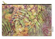 Golden Wattle Carry-all Pouch