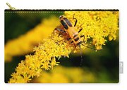 Goldenrod Beetle Carry-all Pouch