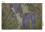 Goldenrod By The Fence Carry-all Pouch