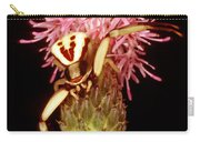Goldenrod Crab Spider Carry-all Pouch