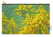 Goldenrod Flowers Carry-all Pouch