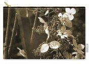 Goldenrod In Sepia Carry-all Pouch