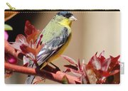 Goldfinch On Branch 031015aa Carry-all Pouch
