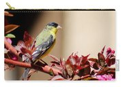 Goldfinch On Branch 031015aab Carry-all Pouch