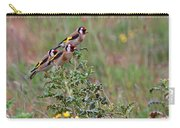 Goldfinches Carry-all Pouch