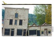 Goldrush Heritage Buildings In Dawson City Yukon Carry-all Pouch