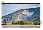 Goldrush Town Dawson City From Yukon River Canada Carry-all Pouch