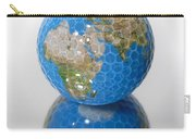 Golf Ball Globe Carry-all Pouch