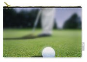 Golf Ball Near Cup Carry-all Pouch