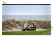 Golf Cart At Kiawah Island Golf Course Carry-all Pouch