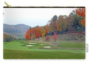 Golf Course At Lake Toxaway Carry-all Pouch