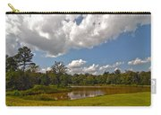 Golf Course Landscape Carry-all Pouch