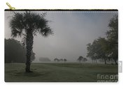 Golfing In The Fog Carry-all Pouch