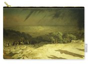 Golgotha Carry-all Pouch by Jean Leon Gerome