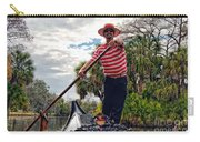 Gondola Ride In City Park New Orleans Carry-all Pouch