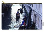Gondoliers Venice Italy Carry-all Pouch