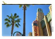 Gone Hollywood Christmas Carry-all Pouch