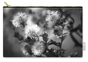 Gone To Seed Wild Aster Carry-all Pouch