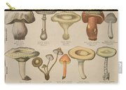 Good And Bad Mushrooms Carry-all Pouch