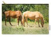 Marble Falls Texas In Good Grass Carry-all Pouch