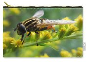 Good Guy Hoverfly  Carry-all Pouch