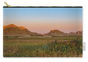 Good Morning Badlands II Carry-all Pouch
