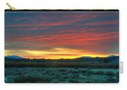 Good Morning Jackson Hole Carry-all Pouch