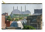 Good Morning Kansas City Skyline Painterly Carry-all Pouch
