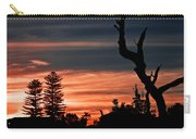 Good Night Trees Carry-all Pouch