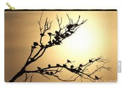 Good Nite Birds Carry-all Pouch