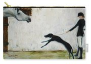Good To See You Again Carry-all Pouch by Xueling Zou