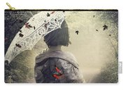 Goodbye Summer Carry-all Pouch by Svetlana Sewell