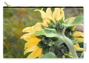 Goodmorning Sunflower Carry-all Pouch