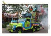 Goofy On Safari Carry-all Pouch