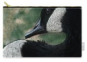 Goose Art Pap Daddy Goose II Carry-all Pouch