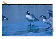 Goose Meeting Carry-all Pouch